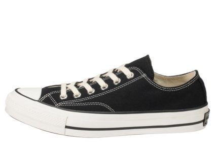 Converse addict Chuck Taylor Canvas Ox blackの写真