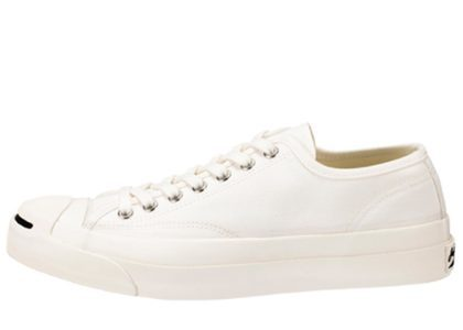 Converse Jack Purcell Canvas Whiteの写真