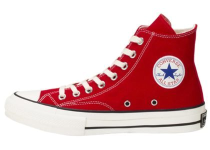 Converse Chuck Taylor Canvas Hi Redの写真