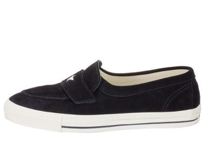 Converse One Star Loafer Navyの写真