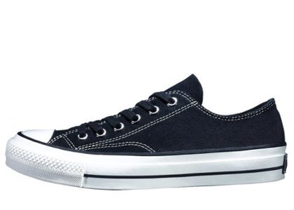 Converse Chuck Taylor Canvas Gore-Tex Ox Blackの写真