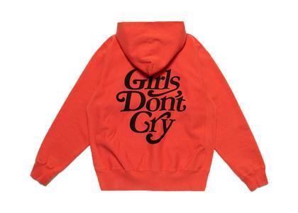 Girls Don't Cry × Human Made Hoodie Redの写真