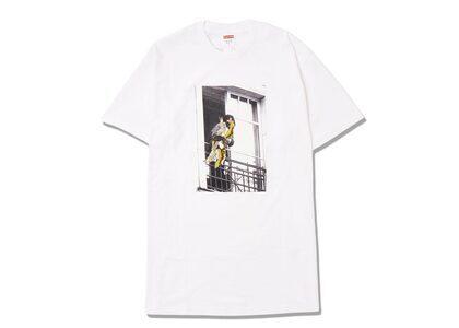 Supreme × ANTIHERO Balcony Tee Whiteの写真