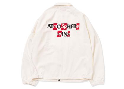 Supreme × ANTIHERO Snap Front Twill Jacket Whiteの写真
