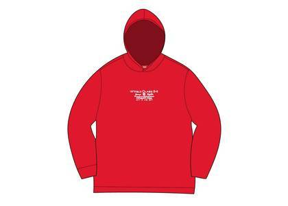 Supreme Best Of The Best Hooded L/S Top Redの写真