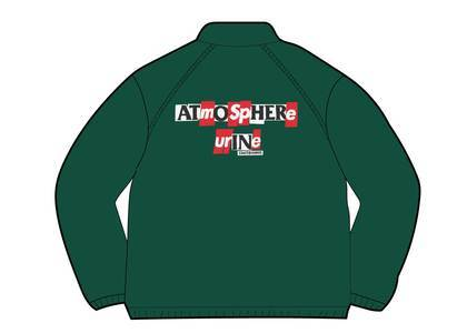 Supreme × ANTIHERO Snap Front Twill Jacket Dark Greenの写真