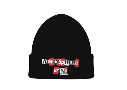 Supreme × ANTIHERO Beanie Blackの写真