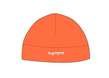 Supreme × Polartec Beanie Bright Orangeの写真