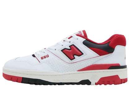 New Balance BB550 SE1 Redの写真
