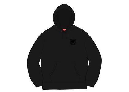 Supreme Anti Hooded Sweatshirt Blackの写真