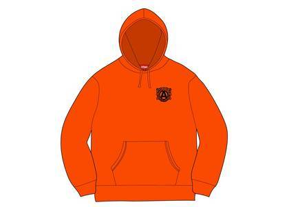 Supreme Anti Hooded Sweatshirt Orangeの写真