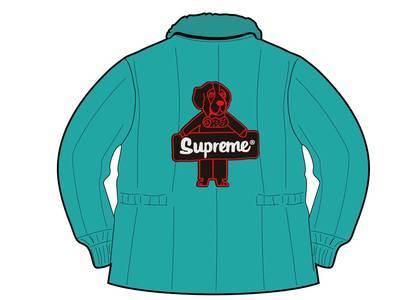 Supreme RefrigiWear Insulated Iron-Tuff Jacket Bright Tealの写真