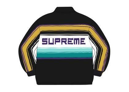 Supreme Tlaxcala Blanket Jacket Blackの写真