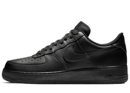 Nike Air Force 1 Low 07 Black (315122-001)の写真