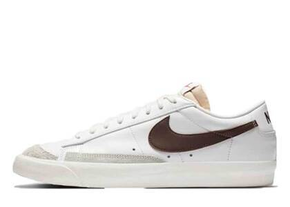 Nike Blazer Low '77 Vntg Chocolateの写真