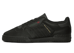 ADIDAS ORIGINALS × KANYE WEST YEEZY POWERPHASE CORE BLACK