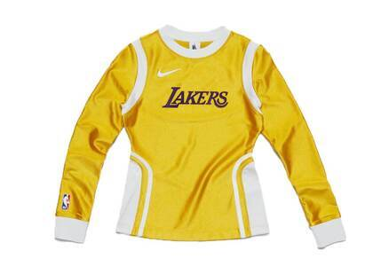 Ambush × Nike × NBA Jacket L/S Tee LA Lakers Womensの写真