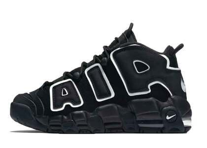Nike Air More Uptempo Black GS (2020)の写真