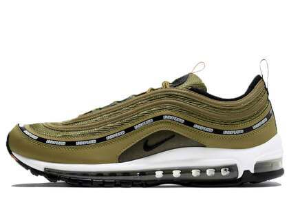 Undefeated × Nike Air Max 97 Militia Greenの写真