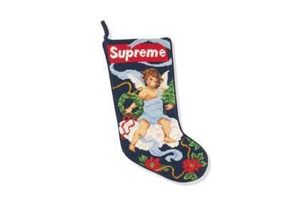 Supreme Christmas Stocking Blueの写真