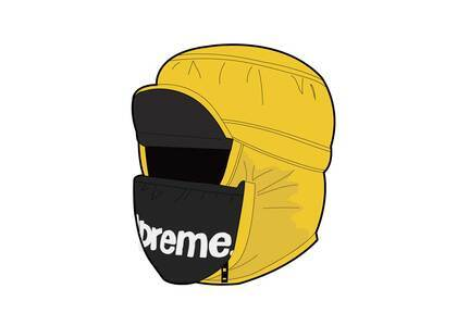 Supreme Tech Trooper Yellowの写真