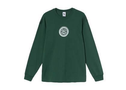 Stussy × Nike Long Sleeve T-Shirt ZR Greenの写真
