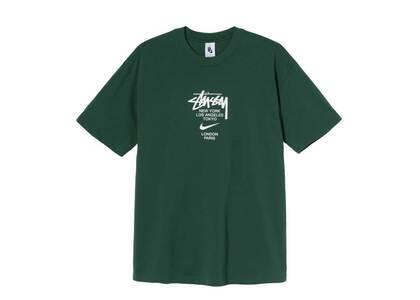 Stussy × Nike Short Sleeve T-Shirt ZR Greenの写真