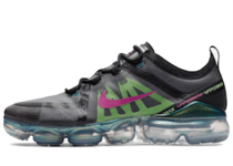 Nike Air Vapormax 2019 Black Active Fuchsia Photo Blue