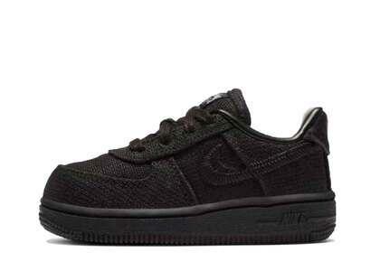 Stussy × Nike Air Force 1 Low Black TDの写真