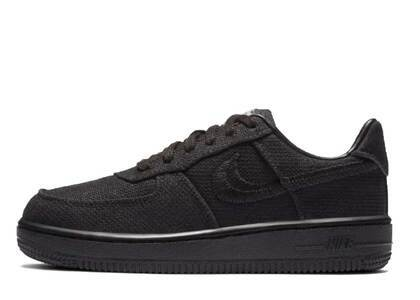 Stussy × Nike Air Force 1 Low Black PSの写真