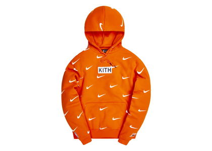 Kith × Nike for New York Knicks Swoosh Foodie Orangeの写真