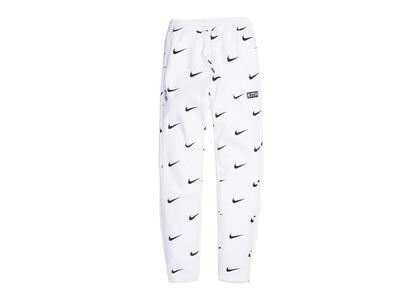 Kith × Nike for New York Knicks Swoosh Sweatpant Whiteの写真