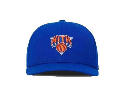 Kith × Nike for New York Knicks New Era 59Fifty Crown Fitted Cap Blueの写真