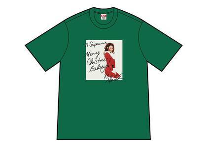 Supreme Mariah Carey Tee Light Pine Greenの写真