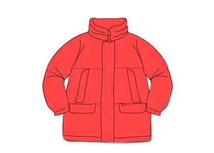 Supreme GORE-TEX 700-Fill Down Parka (FW20) Bright Redの写真