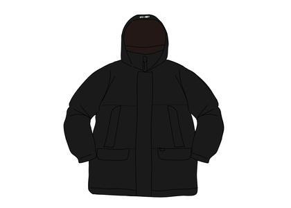 Supreme GORE-TEX 700-Fill Down Parka (FW20) Blackの写真