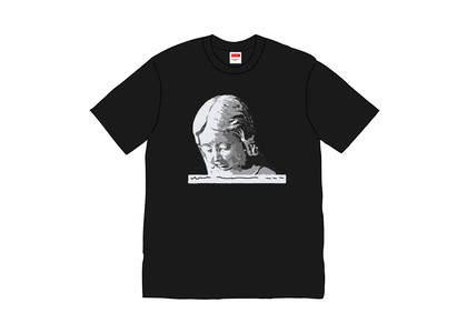 Supreme Everywhere Tee Blackの写真