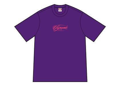 Supreme Classics Tee Purpleの写真
