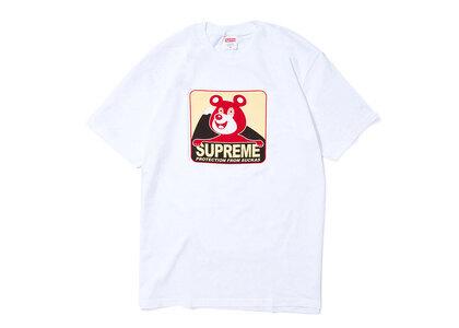 Supreme Bear Tee Whiteの写真