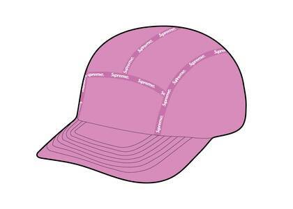 Supreme Taped Seam WINDSTOPPER Camp Cap Pinkの写真