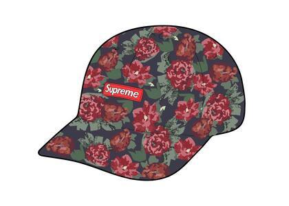 Supreme Cordura Small Box 6-Panel Digi Floralの写真