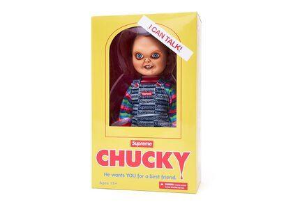 Supreme Chucky Doll Chuckyの写真