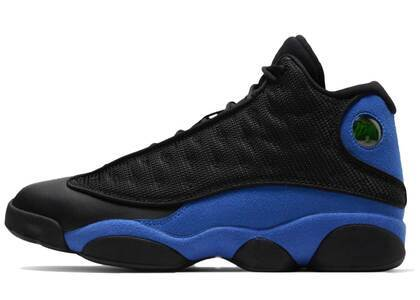 Nike Air Jordan 13 Black Royalの写真
