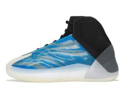 Adidas Yeezy Quantum Frozen Blue Kidsの写真
