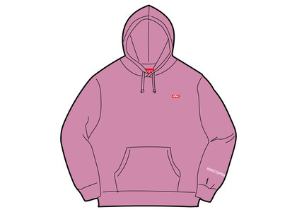 Supreme WINDSTOPPER Zip Up Hooded Sweatshirt Pinkの写真
