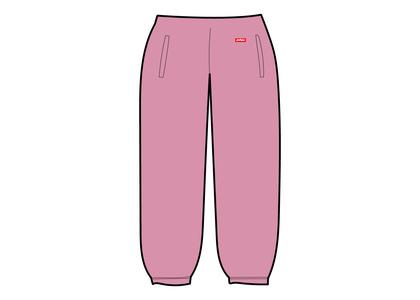 Supreme WINDSTOPPER Sweatpant Pinkの写真
