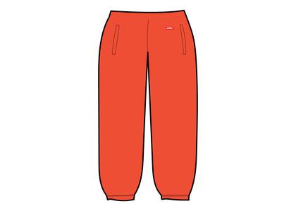 Supreme WINDSTOPPER Sweatpant Orangeの写真