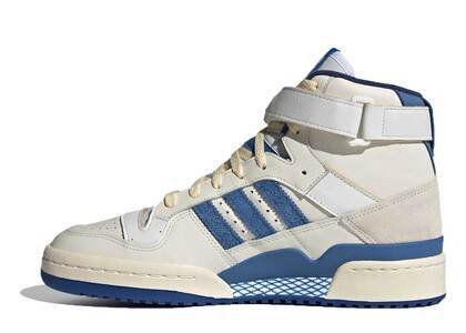 Adidas Forum 84 White Blueの写真