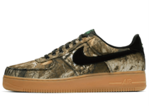 Nike Air Force 1 Low Realtree Woodland Black