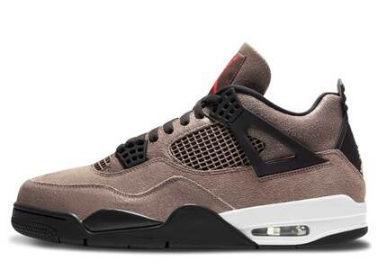 Nike Air Jordan 4 Retro Taupe Hazeの写真